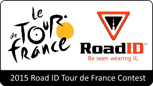 Enter the Road ID Tour de France Contest | The Active Guy