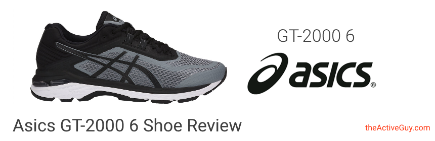 Asics GT-2000 6 Shoe Review | The Active Guy