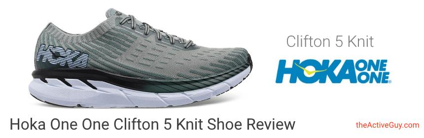 hoka clifton 5 review