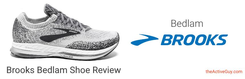 3ac1ca5bbc7cc Brooks Bedlam Shoe Review