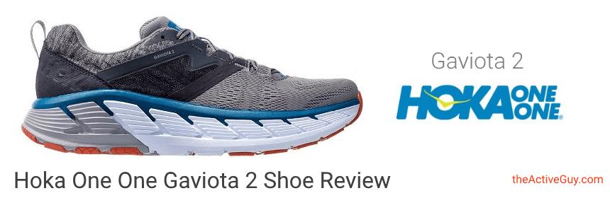 hoka one gaviota 2 review